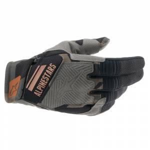 Alpinestars Venture R V2 Black Camo Sand Motocross Gloves