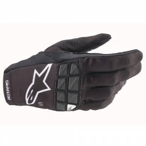 Alpinestars Racefend Black White Motocross Gloves