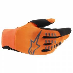 Alpinestars SMX-E Orange Anthracite Motocross Gloves
