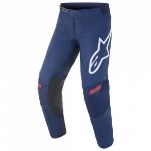 Alpinestars Techstar Venom Blue Red White Motocross Pants