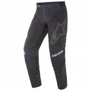 Alpinestars Techstar Phantom Black White Motocross Pants