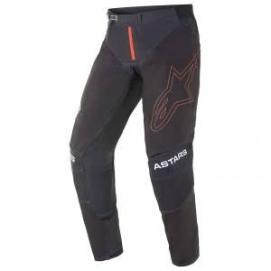 Alpinestars Techstar Phantom Anthracite Orange Motocross Pants