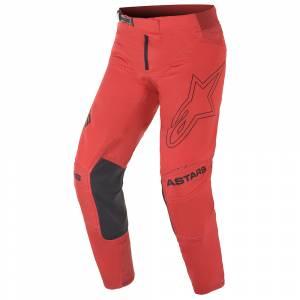 Alpinestars Techstar Phantom Bright Red Motocross Pants