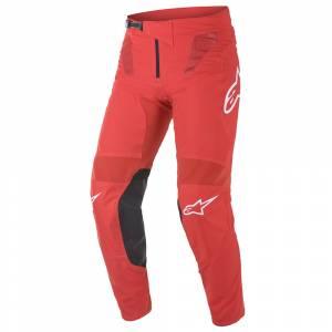 Alpinestars Supertech Blaze Bright Red Motocross Pants