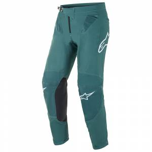 Alpinestars Supertech Blaze Dark Green Motocross Pants