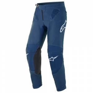 Alpinestars Supertech Blaze Dark Blue Motocross Pants