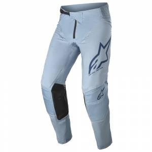 Alpinestars Techstar Factory Powder Blue Dark Blue Motocross Pants