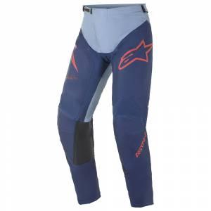 Alpinestars Racer Braap Dark Blue Red Motocross Pants