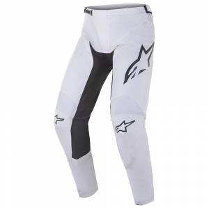 Alpinestars Racer Supermatic Light Grey Black Motocross Pants