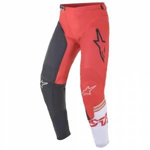 Alpinestars Racer Compass Anthracite Red White Motocross Pants