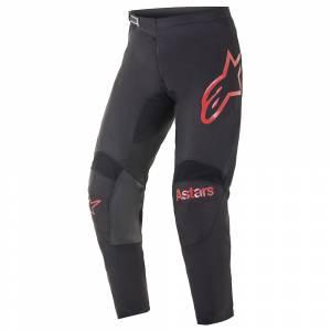 Alpinestars Fluid Chaser Black Red Motocross Pants