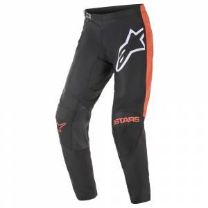 Alpinestars Fluid Tripple Black Orange Motocross Pants