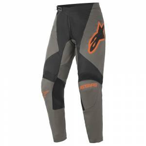Alpinestars Fluid Speed Dark Grey Orange Motocross Pants