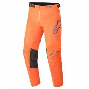 Alpinestars Kids Racer Blaze Orange Motocross Pants