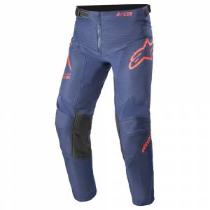 Alpinestars Kids Racer Braap Blue Red Motocross Pants