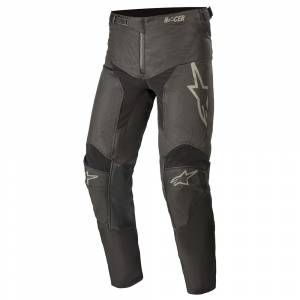 Alpinestars Kids Racer Compass Black Grey Motocross Pants