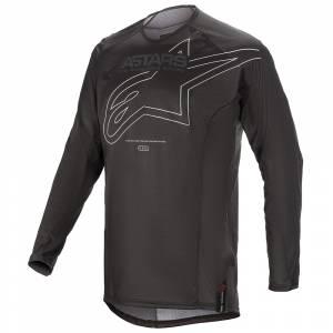 Alpinestars Techstar Phantom Black White Motocross Jersey