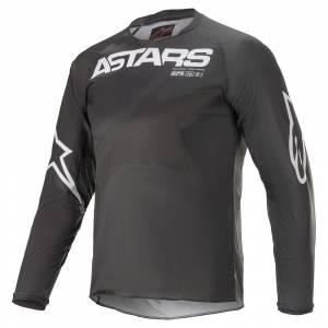 Alpinestars Kids Racer Braap Black Anthracite Motocross Jersey