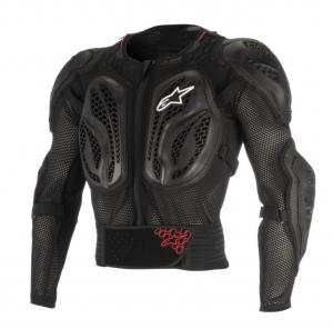 Alpinestars Kids Bionic Black Red Action Jacket