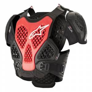 Alpinestars Bionic Black Red Chest Protector