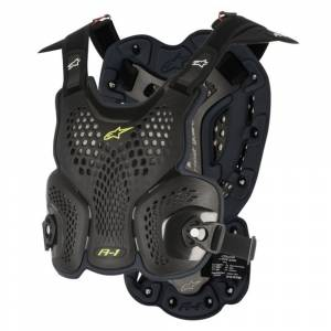 Alpinestars A-1 Black Anthracite Roost Guard