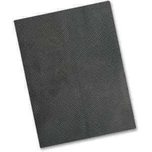 Carbon fiber look adhesive sheet