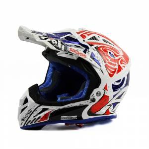 Airoh Aviator 2.2 Six Days Red Motocross Helmet