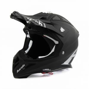Airoh Aviator Ace Black Motocross Helmet