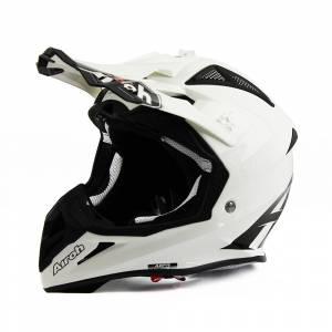 Airoh Aviator Ace White Motocross Helmet