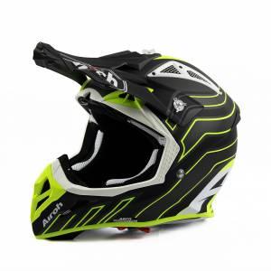Airoh Aviator Ace Art Black Motocross Helmet
