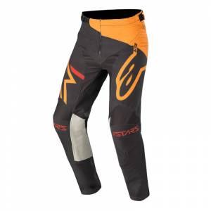Alpinestars Racer Tech Compass Black Orange Motocross Pants