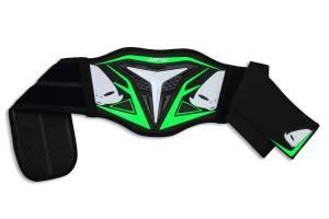UFO Demon Neon Green Motocross Body Belt