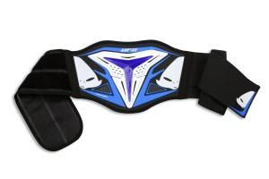UFO Demon Blue Motocross Body Belt