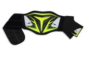 UFO Demon Neon Yellow Motocross Body Belt