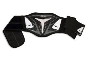 UFO Demon Grey Motocross Body Belt