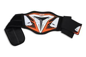 UFO Demon Orange Motocross Body Belt