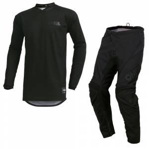 ONeal Element Classic Black Motocross Kit Combo