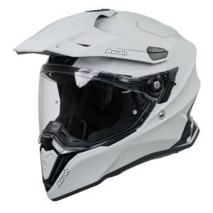 Airoh Commander Concrete Grey Matt Adventure Helmet