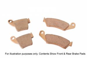 MDR Brake Pads KTM SX65 02-03 SX65 front & rear 04-ON SX85 front & rear 04-12