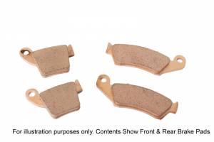MDR Rear Brake Pads KTM SX 60 (00-01) SX 65 (00-03)