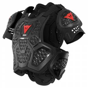 Dainese MX2 Black Roost Guard