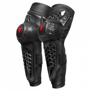 Dainese MX1 Black Knee Guard