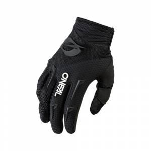ONeal Element Black Motocross Gloves