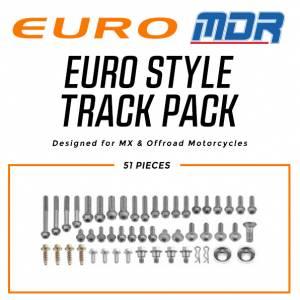 Euro Style Track Pack Kit for KTM, Husqvarna, & Husaberg