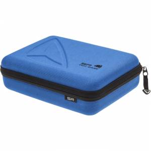 SP POV Blue Storage Case for Action cameras and accessories