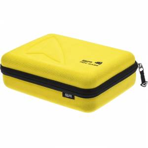 SP POV Yellow Storage Case for Action cameras and accessories