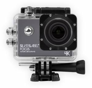 SilverLabel Focus Action Camera Ultra HD 4K