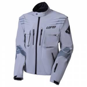 UFO Taiga Grey Enduro Jacket