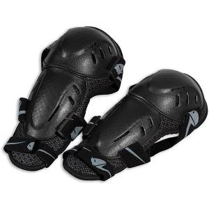 UFO Black Elbow Guards One Size Fits All