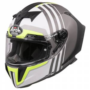 Airoh GP 550 S Skyline Black Full Face Helmet